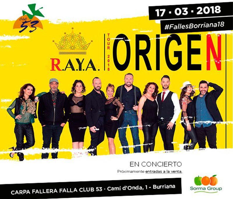 Concierto en Burriana - 17 de Marzo